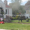 Massapequa F D  House Fire 266 Division Ave 5-26-13-8