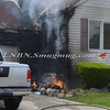 Massapequa F D  House Fire 266 Division Ave 5-26-13-9