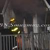 Massapequa F D  House Fire 287 Clocks Blvd 4-8-13-13