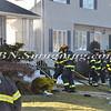 Massapequa F D  House Fire 54 Eastlake Ave  2-22-14-3