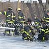 Massapequa F D  Oil Truck Fire Merrick Rd   2-16-14-9