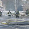 Massapequa F D  Oil Truck Fire Merrick Rd   2-16-14-5
