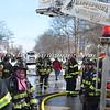 Massapequa F D  Oil Truck Fire Merrick Rd   2-16-14-17