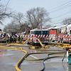 Massapequa F D  Oil Truck Fire Merrick Rd   2-16-14-13