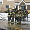 Massapequa F D  Oil Truck Fire Merrick Rd   2-16-14-12