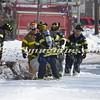 Massapequa F D  Oil Truck Fire Merrick Rd   2-16-14-18