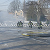 Massapequa F D  Oil Truck Fire Merrick Rd   2-16-14-6