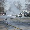 Massapequa F D  Oil Truck Fire Merrick Rd   2-16-14-3