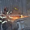 Massapequa F D  Truck Fire 4140 Sunrise Hwy 12-12-11-7