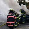 Massapequa F D Car Fire Camp Rd & Joyce Ave 1-28-2014-2