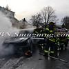 Massapequa F D Car Fire Camp Rd & Joyce Ave 1-28-2014-10