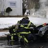 Massapequa F D Car Fire Camp Rd & Joyce Ave 1-28-2014-12