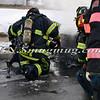 Massapequa F D Car Fire Camp Rd & Joyce Ave 1-28-2014-13