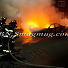 Massapequa F.D. Vehicle Fire E/B Sunrise Highway & Louden Ave. 3-21-14