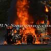 Massapequa F D  Garbage Truck Fire IFO 5 West End Ave  8-17-12-4