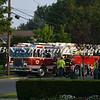 Massapequa F D  Garbage Truck Fire IFO 5 West End Ave  8-17-12-6