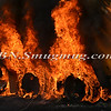 Massapequa F D  Garbage Truck Fire IFO 5 West End Ave  8-17-12-18