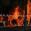 Massapequa F D  Garbage Truck Fire IFO 5 West End Ave  8-17-12-8