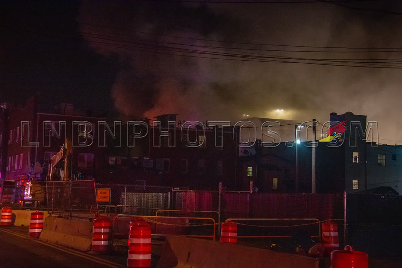 2020-03-15 - Mineola F D  Building Fire 101 Main Street - -001