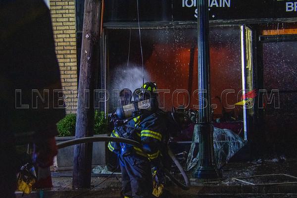 2020-03-15 - Mineola F D  Building Fire 101 Main Street - -188