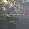 North Bellmore F D  Working Fire 100 Laux Place 11-19-11-20