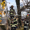 North Bellmore F D  Working Fire 100 Laux Place 11-19-11-17