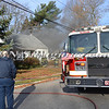 North Bellmore F D  Working Fire 100 Laux Place 11-19-11-10