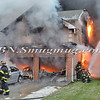 North Bellmore F D  House Fire 977 Tyrus Court 12-29-13-1