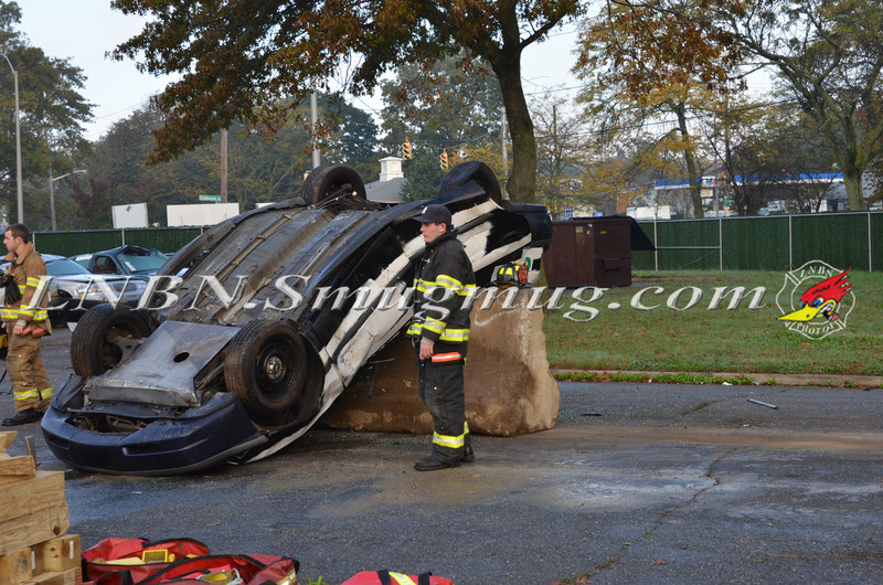North Merrick F D  -Gone in Six Hours- Extrication Drill 10-20-12-1