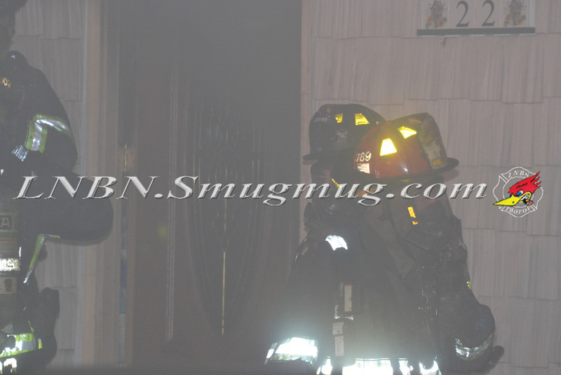 Plainview F D  House Fire 22 Brook Path 3-20-12-8