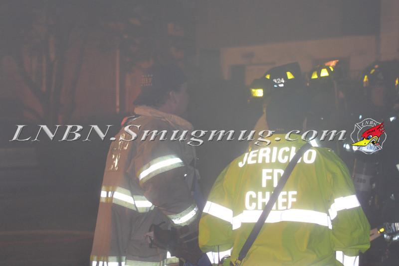 Plainview F D  House Fire 22 Brook Path 3-20-12-10