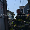Rockville Center F D  House Fire 23 Lincoln Ct  5-29-12-17