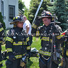 Rockville Center F D  House Fire 23 Lincoln Ct  5-29-12-15