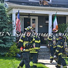 Rockville Center F D  House Fire 23 Lincoln Ct  5-29-12-13
