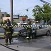 Seaford Car Fire I-R-O 3925 Merrick Rd  7-13-12-13