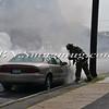 Seaford Car Fire I-R-O 3925 Merrick Rd  7-13-12-2