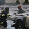 Seaford Car Fire I-R-O 3925 Merrick Rd  7-13-12-10