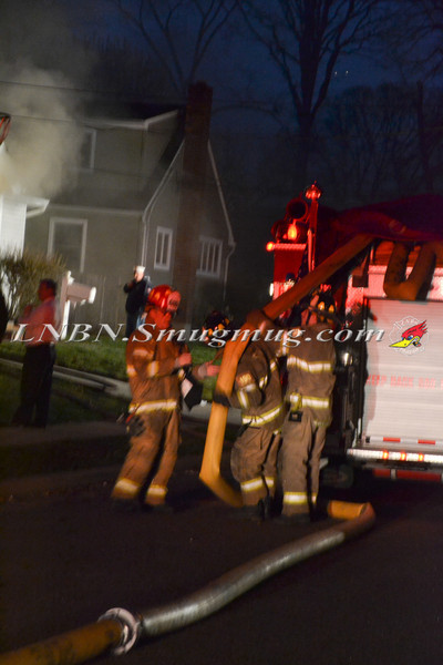 Seaford F D  Basement Fire 1654 Parkview Ave  3-28-12-1