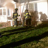 Seaford F D  Basement Fire 1653 Parkview Ave 3-28-12