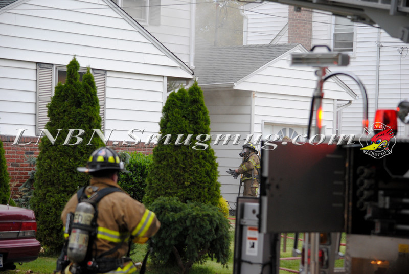 Seaford F D  Basement Fire 3787 Mansfield Dr  9-17-11-1