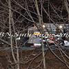 Seaford F D  Car Down Embankment 1-16-12-5