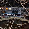 Seaford F D  Car Down Embankment 1-16-12-7