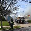 Seaford F D  Car Fire 3768 Park Ave 3-24-12-5