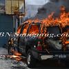 Seaford F D  Car Fire 3768 Park Ave 3-24-12-2