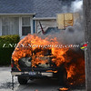Seaford F D  Car Fire 3768 Park Ave 3-24-12-1