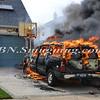 Seaford F D  Car Fire 3768 Park Ave 3-24-12-3
