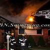 South Farmingdale F D  House Fire 346 Balchen Street 12-19-14-3
