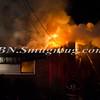 South Farmingdale F D  House Fire 346 Balchen Street 12-19-14-18