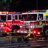 Syosset F D  Building Fire 102 Jericho Turnpike 7-7-12-13
