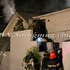 Syosset F D  Building Fire 102 Jericho Turnpike 7-7-12-8